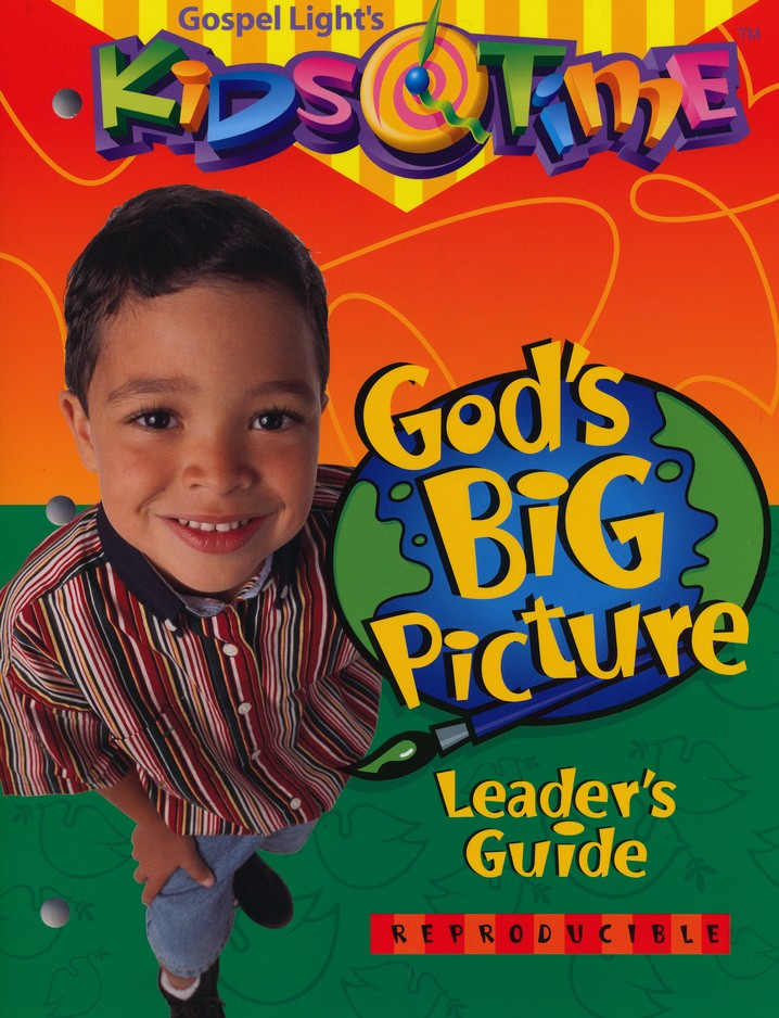 KidsTime: God's Big Picture--Complete Kit