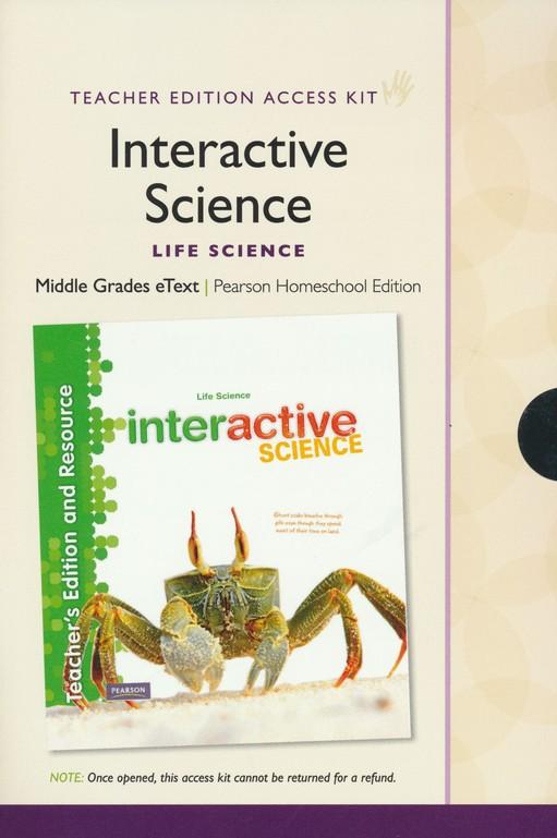 Interactive science life science grade 7 homeschool bundle interactive science life science grade 7 homeschool bundle 9780133235609 christianbook fandeluxe Gallery