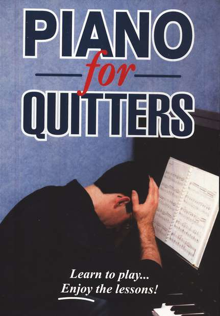 Piano for Quitters, DVD