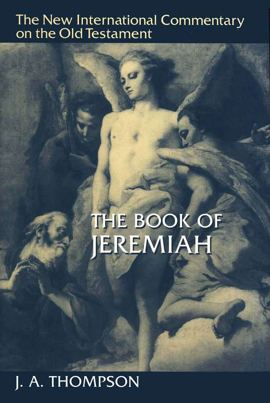 The Book of Jeremiah: New International Commentary on the Old Testament [NICOT]