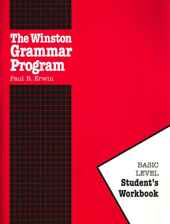 Basic Winston Grammar, Student Packet