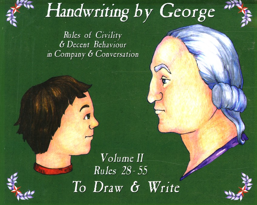 Handwriting by George: Rules 28-55