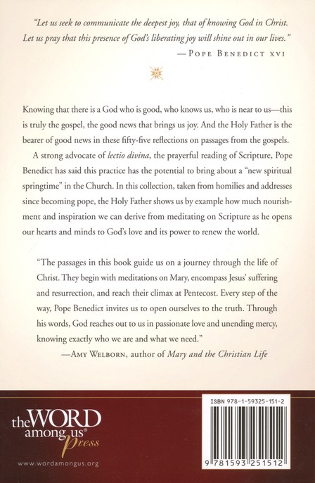 The Joy of Knowing Christ: Meditations on the Gospels