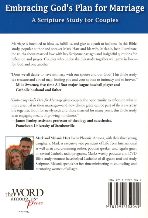 Catholic bible studies for married couples