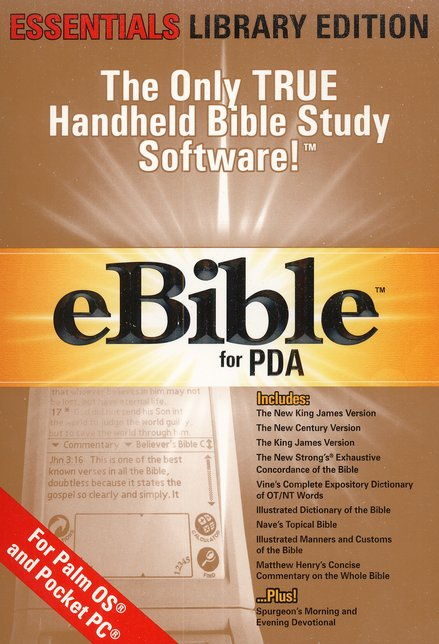 eBible for PDA: Essentials Library