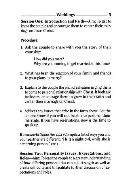 Nelson S Minister S Manual KJV