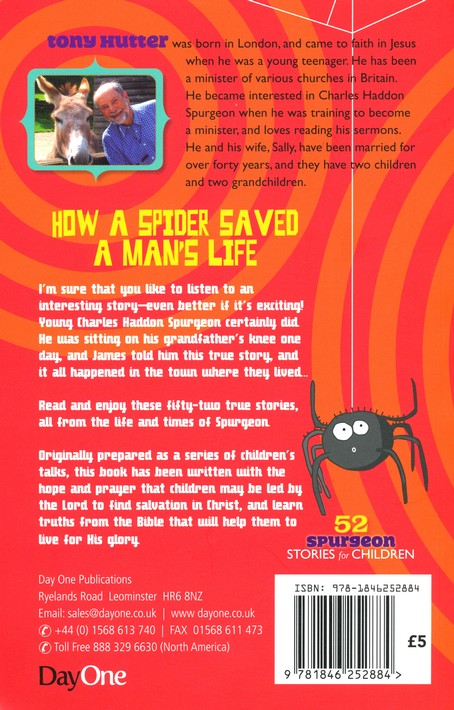 How a Spider Saved a Man's Life  and 51 Other Great Stories
