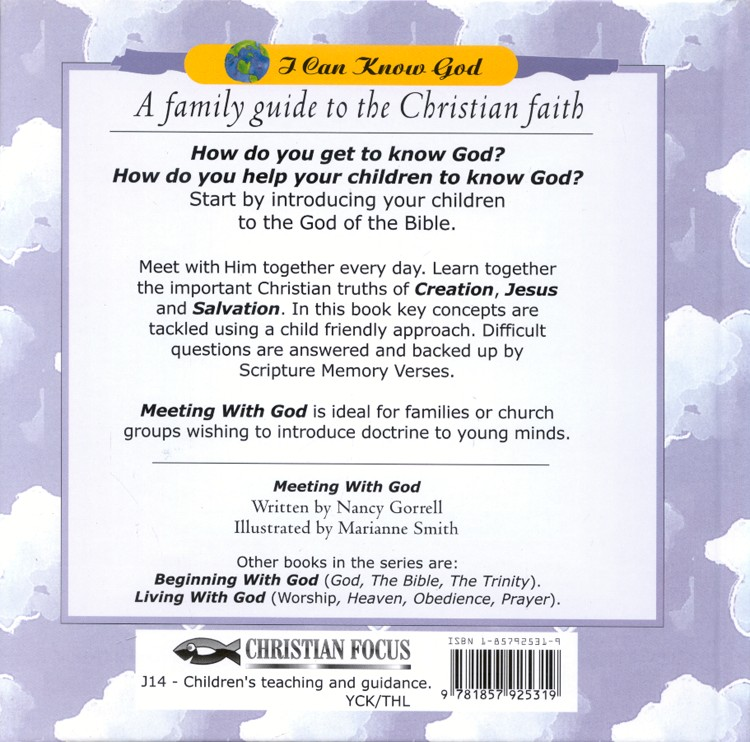 Meeting With God: A Family Guide to the Christian Faith