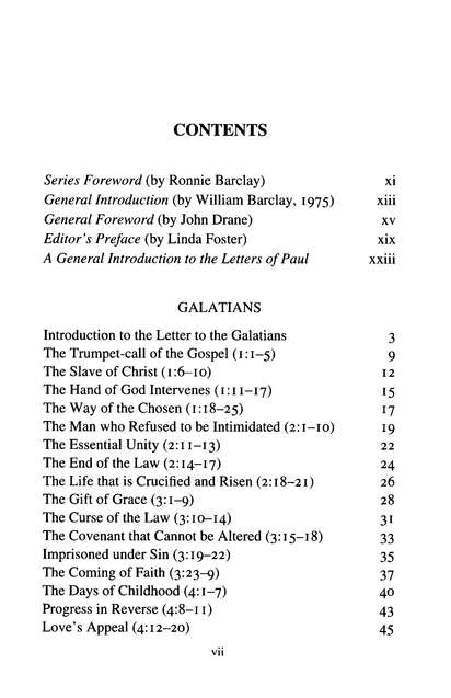 The Letters to the Galatians and the Ephesians: New Daily Study Bible [NDSB]