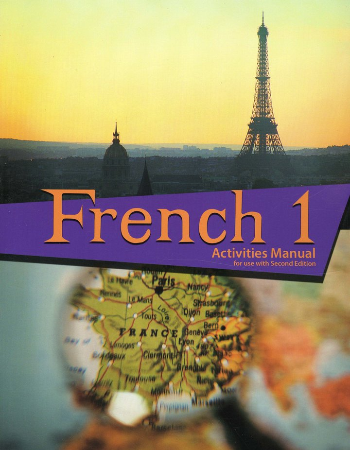 BJU French 1 Homeschool Kit (Second Edition)