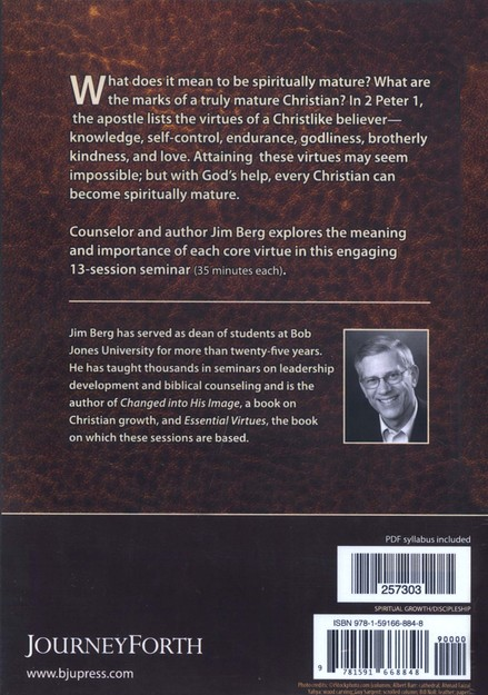 Essential Virtues: Marks of the Christ-Centered Life DVDs