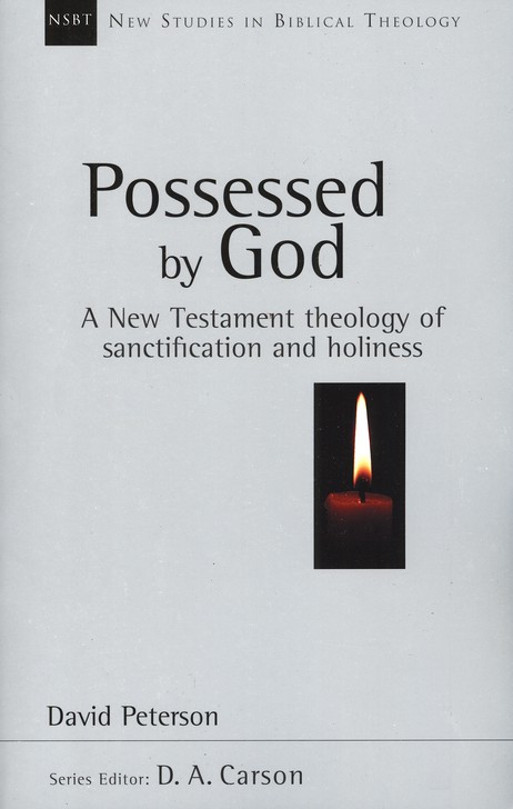 Possessed by God: A New Testament Doctrine of Sanctification and Holiness (New Studies in biblical Theology)