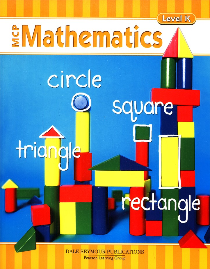MCP Mathematics Level K Student Edition (2005 Edition)