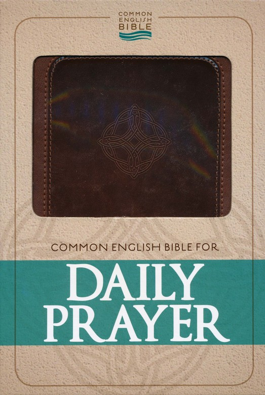 CEB Bible for Daily Prayer