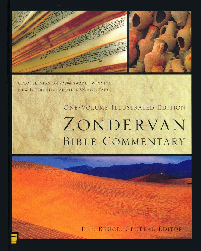 Zondervan Bible Commentary, One-Volume Illustrated Edition