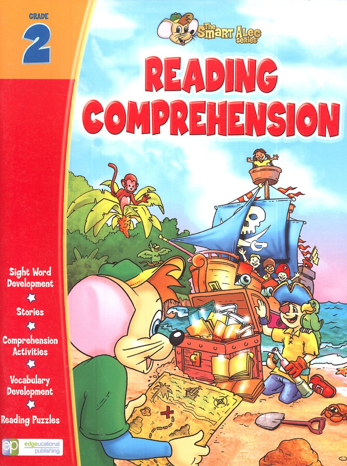 The Smart Alec Series: Reading Comprehension Grade 2: 9781934264034 -  Christianbook.com