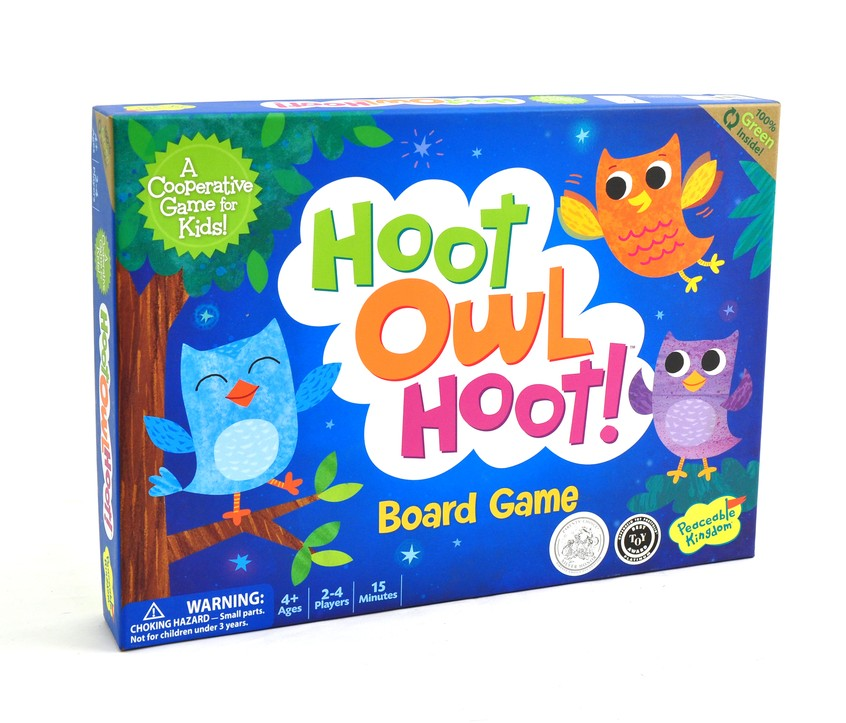 Hoot Owl Hoot Game