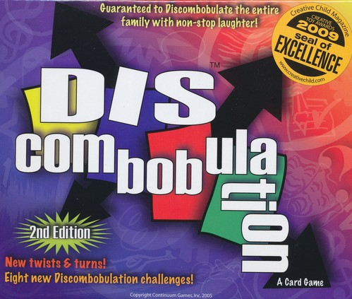 Discombobulation Game, 2nd Edition