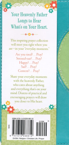 Everyday Moments with God: Prayers for Women