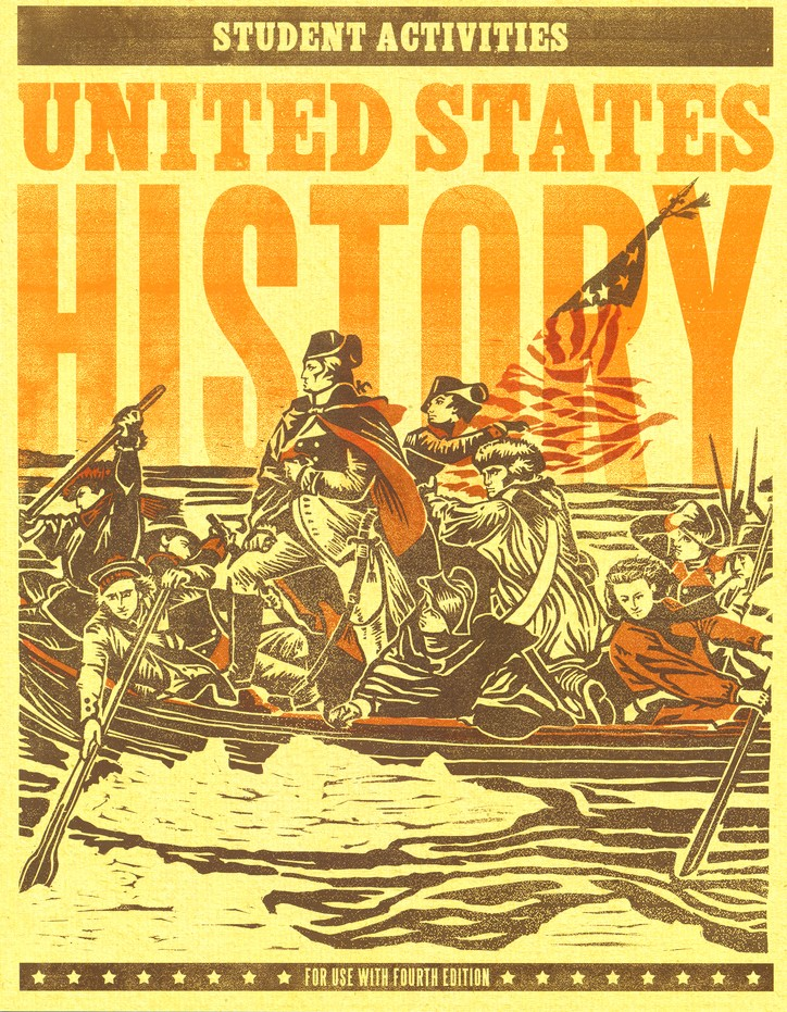 BJU U.S. History Grade 11 Student Activity Manual (Fourth Edition)