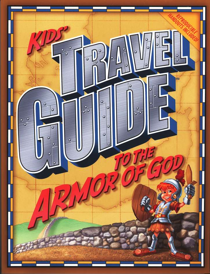Kids' Travel Guide to the Armour of God