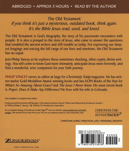 The Bible Jesus Read                               Audiobook on CD