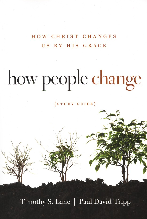 How People Change, Study Guide, Updated Cover