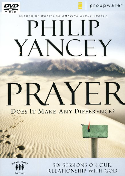 Prayer: Does It Make Any Difference? DVD