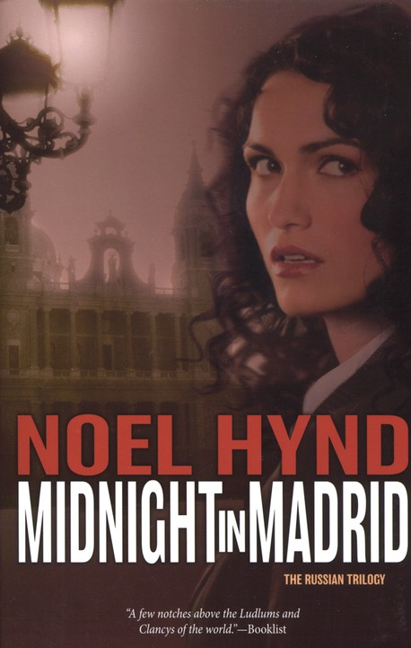 Midnight in Madrid, Russian Trilogy Series #2