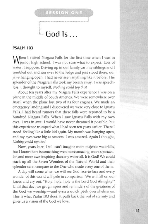 Psalms, Volume 1: Encountering God
