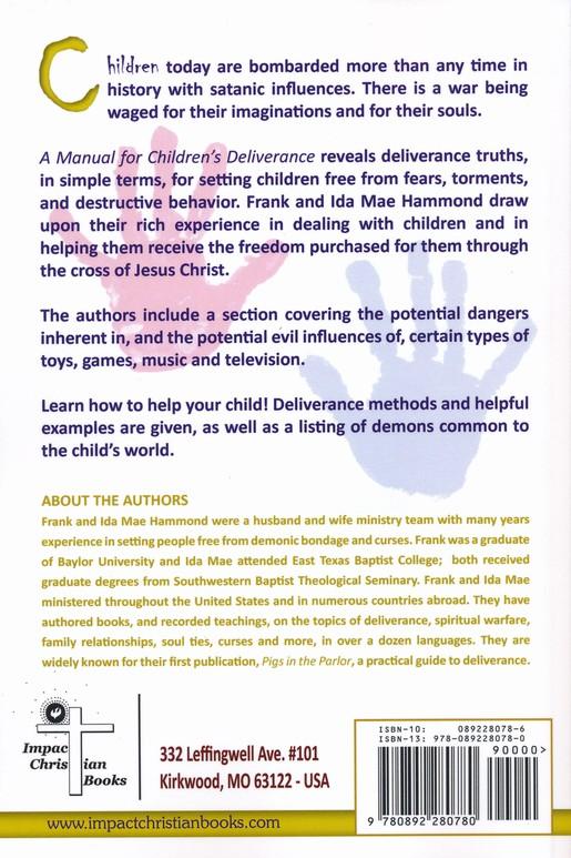 A Manual for Children's Deliverance