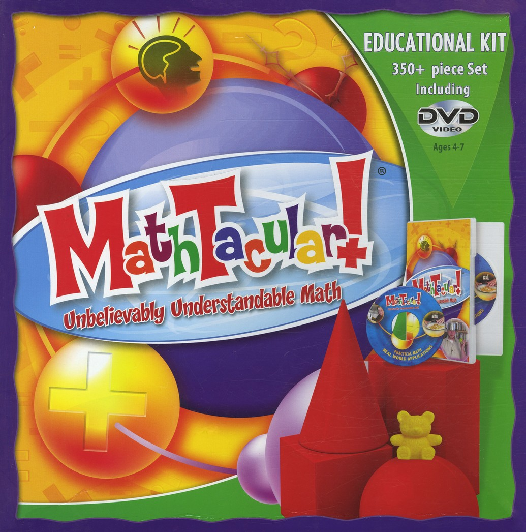 MathTacular 1, Educational Kit