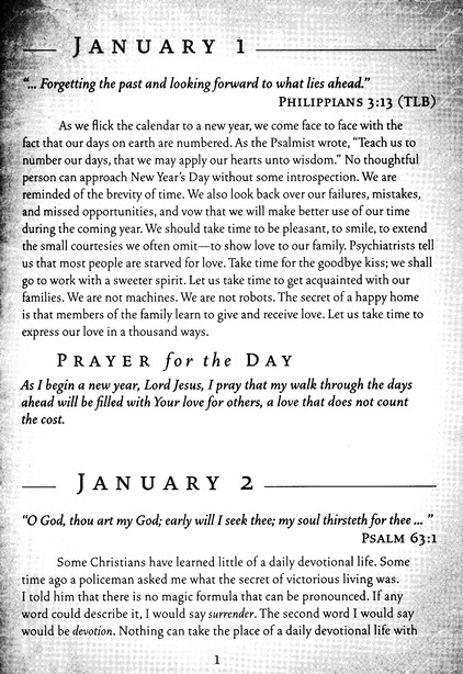 Day by Day with Billy Graham (Revised)