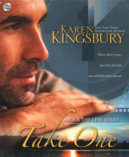 Take One, Above the Line Series Audiobook on CD