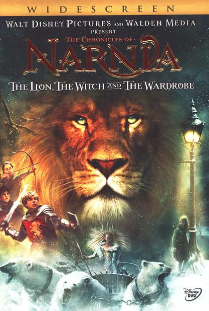 The Chronicles of Narnia: The Lion, the Witch & the Wardrobe Widescreen DVD