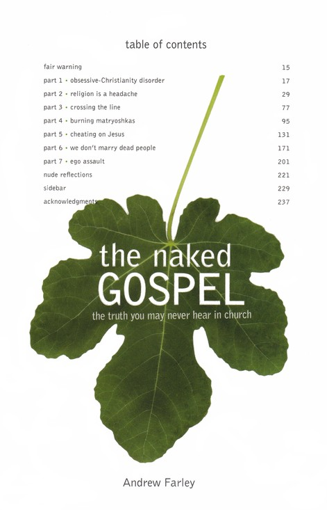 The Naked Gospel: The Truth You May Never Hear in Church