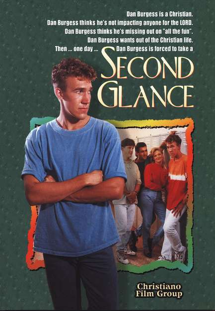 Second Glance DVD