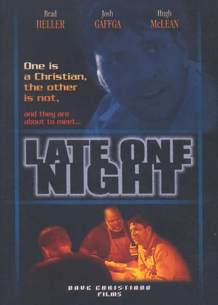 Late One Night on DVD