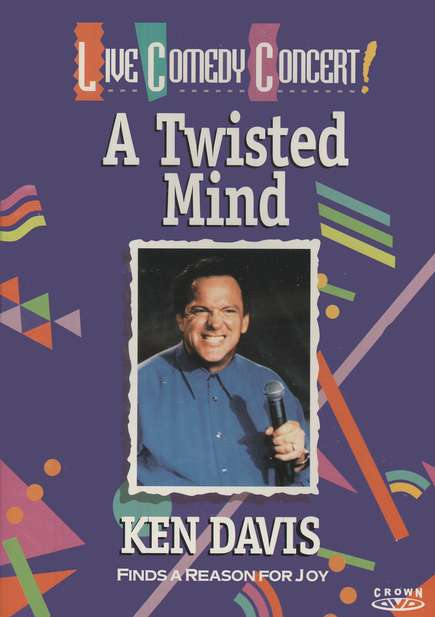 A Twisted Mind, DVD