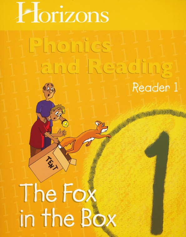 Horizons Phonics & Reading, Grade 1, Reader 1