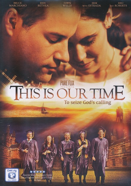 This Is Our Time, DVD
