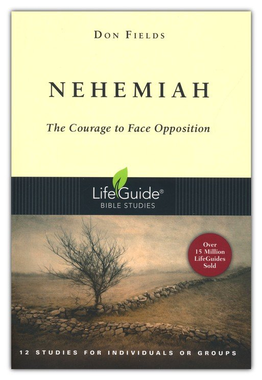 Nehemiah: LifeGuide Bible Studies, Revised Edition