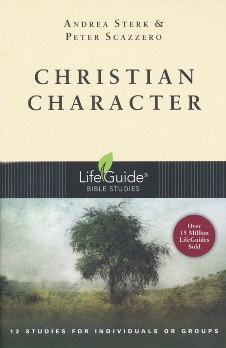Christian Character LifeGuide Topical Bible Studies
