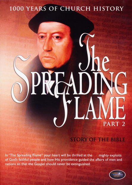 The Spreading Flame Part 2: Story of the Bible, DVD