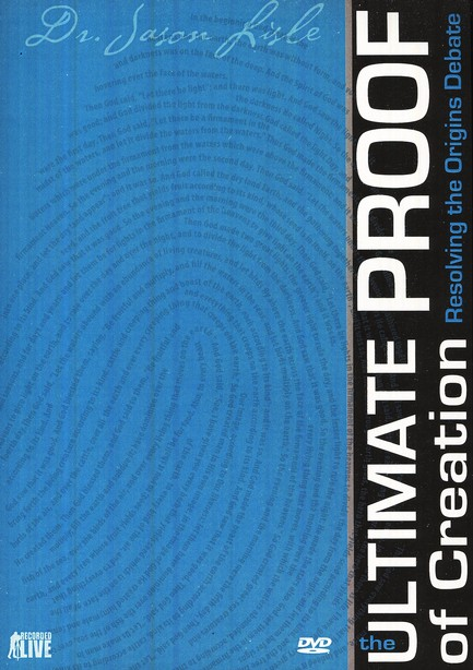 The Ultimate Proof of Creation DVD