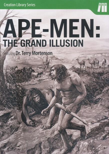 Ape-men: The Grand Illusion, DVD