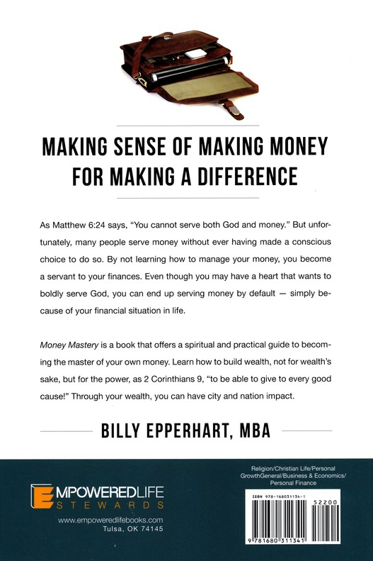 Money Makes Difference Even In >> Money Mastery Making Sense Of Making Money For Making A Difference