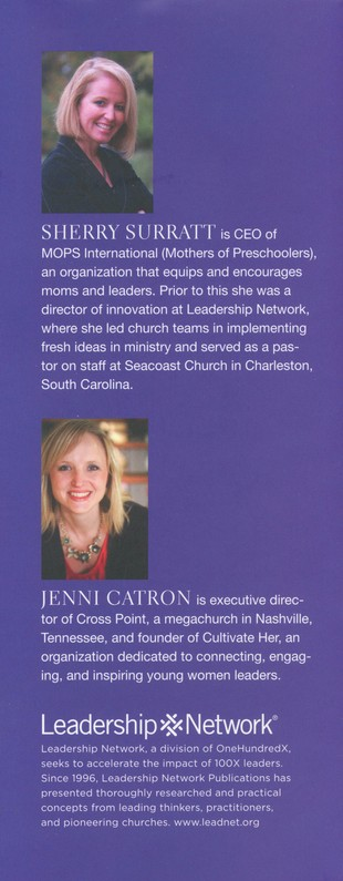 Just Lead!: A No Whining, No Complaining, No Nonsense Practical Guide for Women Leaders in the Church
