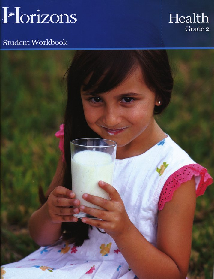 Horizons Health Grade 2 Workbook