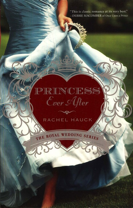 Princess Ever After, Royal Wedding Series #2